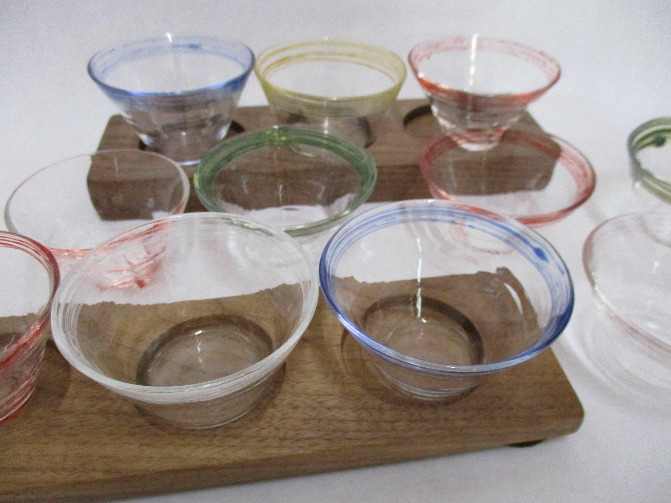 おまかせ豆鉢&杯(5~6配色あります)