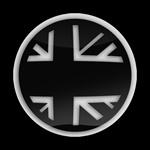 ゴーバッジ(3D)(LC0009 - 3D FLAG BLACKJACK) - 画像1