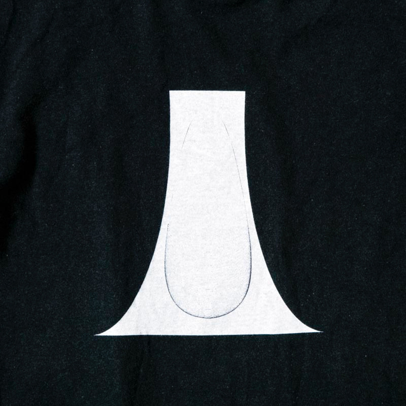 T-FUJI designed by Hideki Inaba BLACK