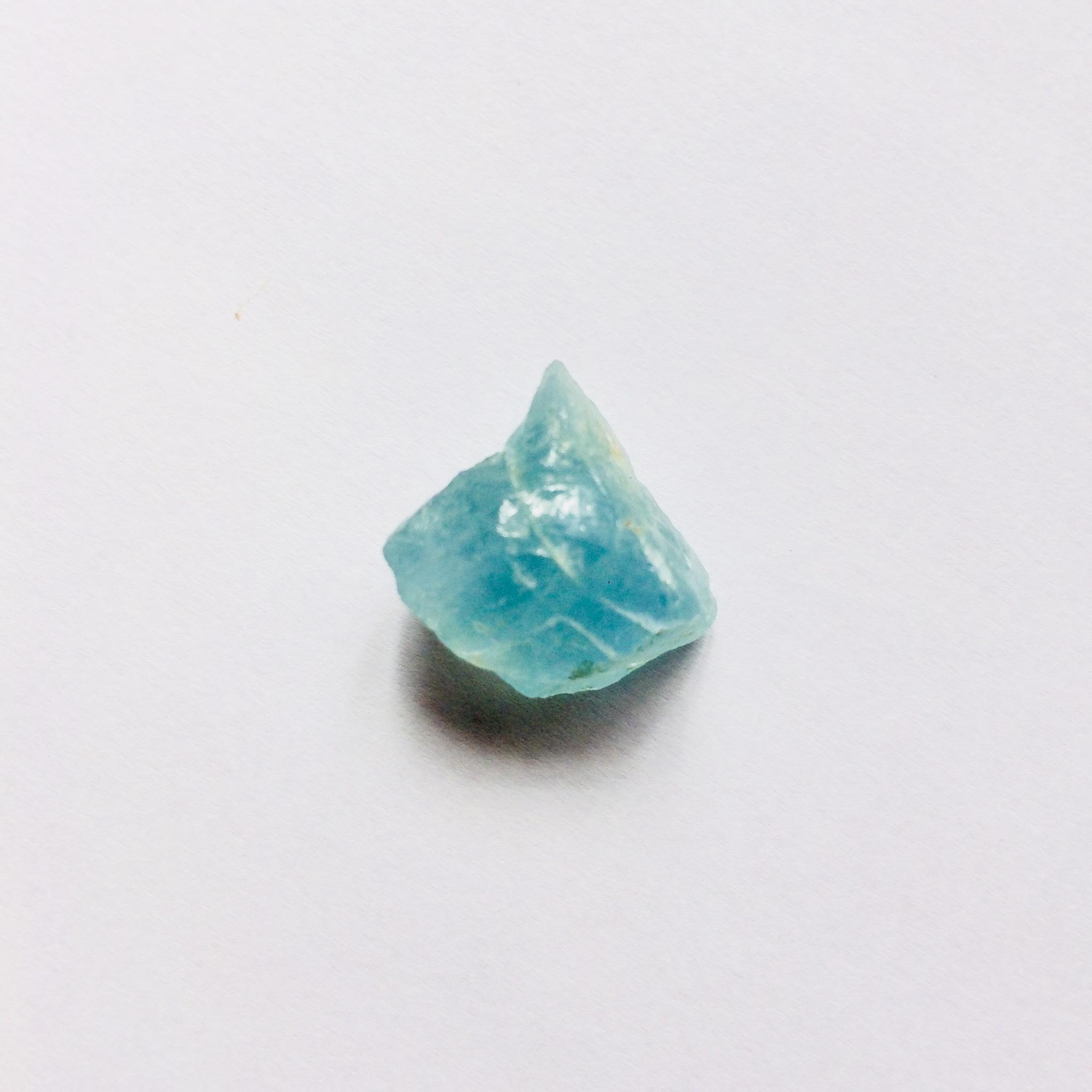 Aquamarine 〜潤〜 gemstone