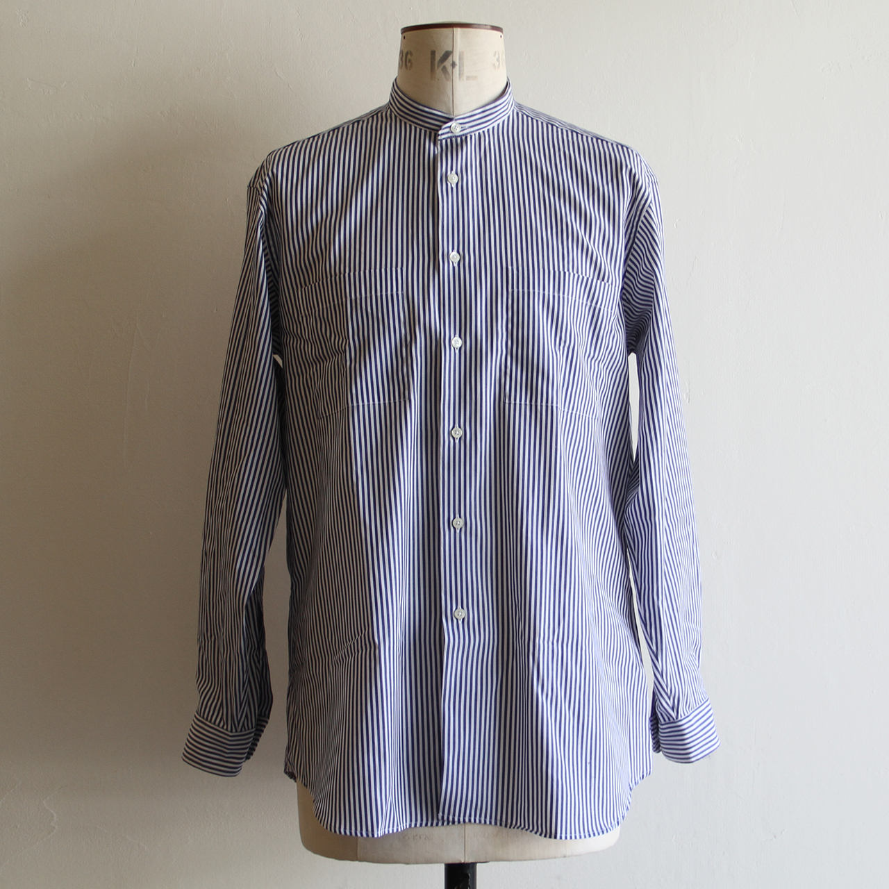 INDIVIDUALIZED SHIRTS【 mens 】exclusive bengal stripe shirts