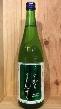 【まんさくの花】特別純米 うまからまんさく 720ml