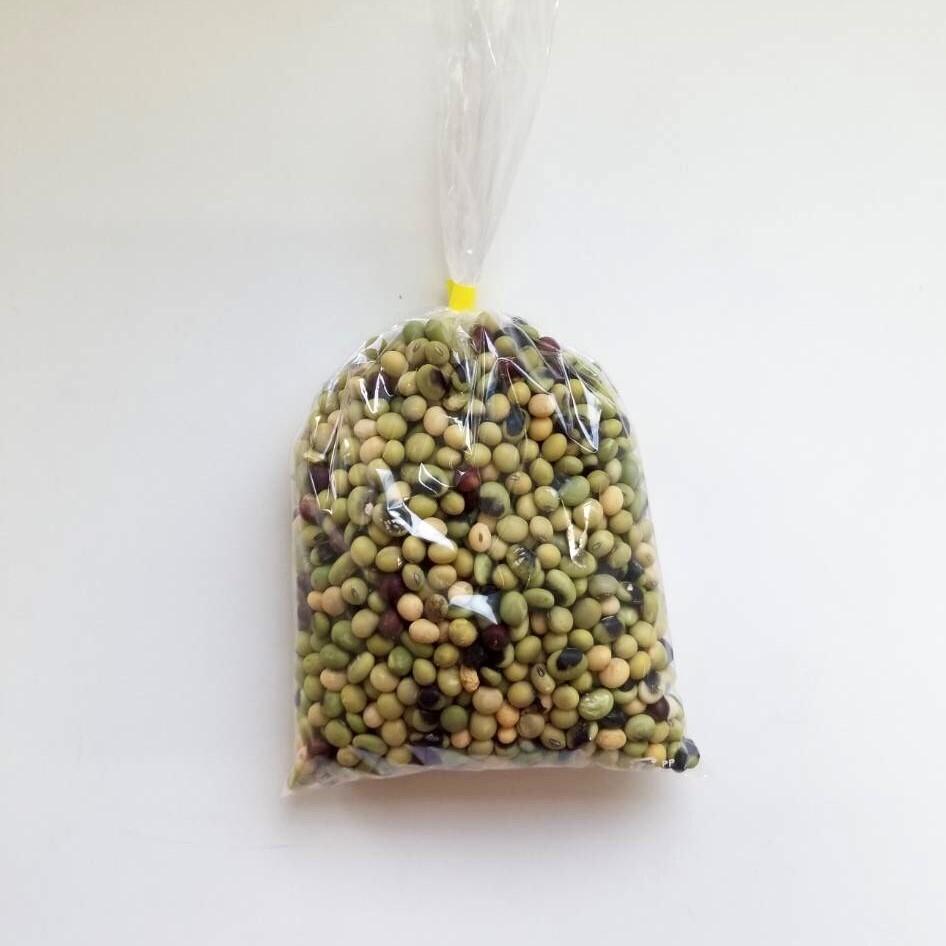 無農薬国産大豆(500g入)