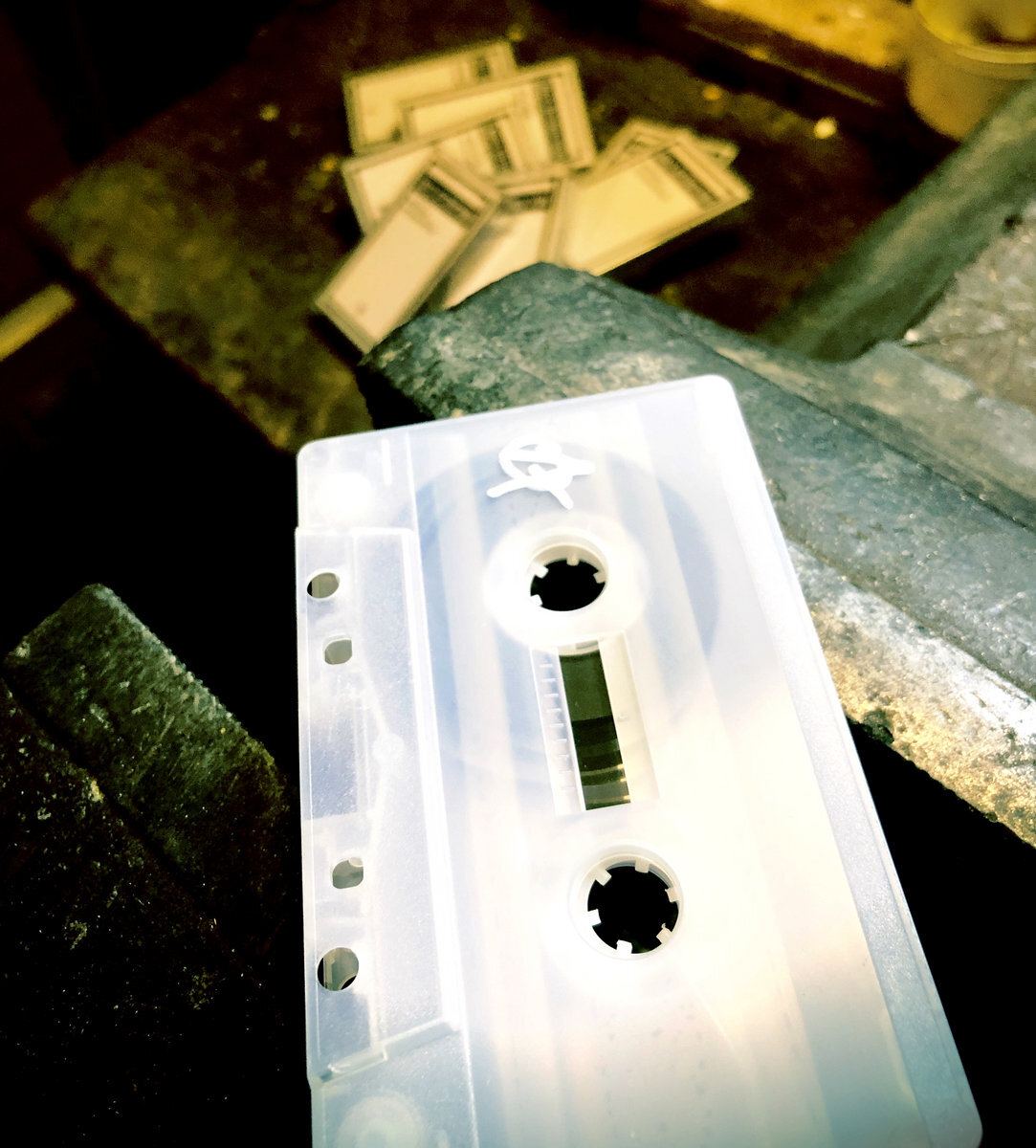 [rotten:burg] & myeyesgrowdarker - Mass Destruction. Tape - 画像3