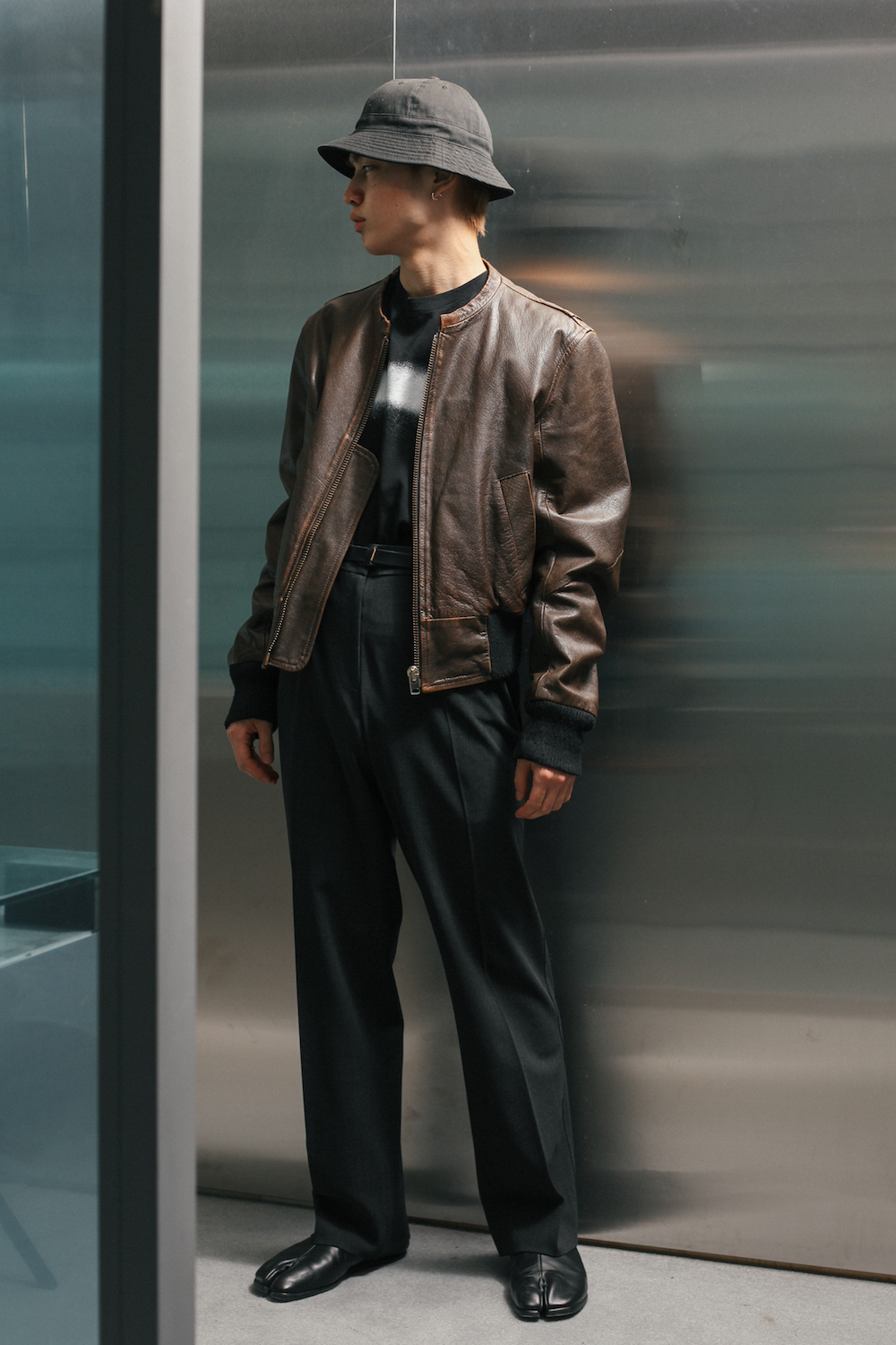 Maison Martin Margiela Leather JKT