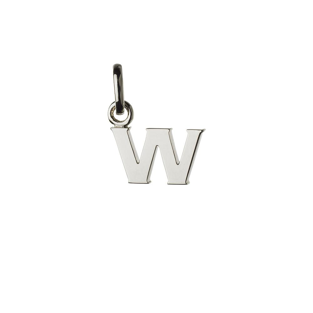 アルファベット W チャーム