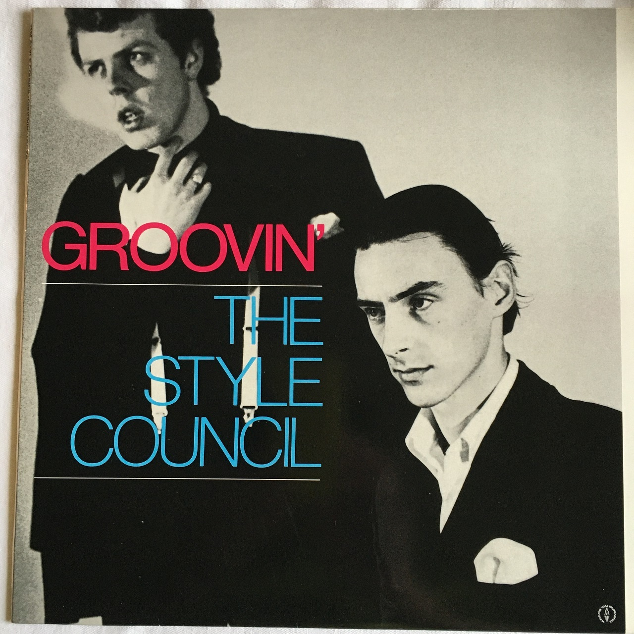 【12inch・英盤】Style Council / Groovin' (You're The Best Thing・The Big Boss Groove)