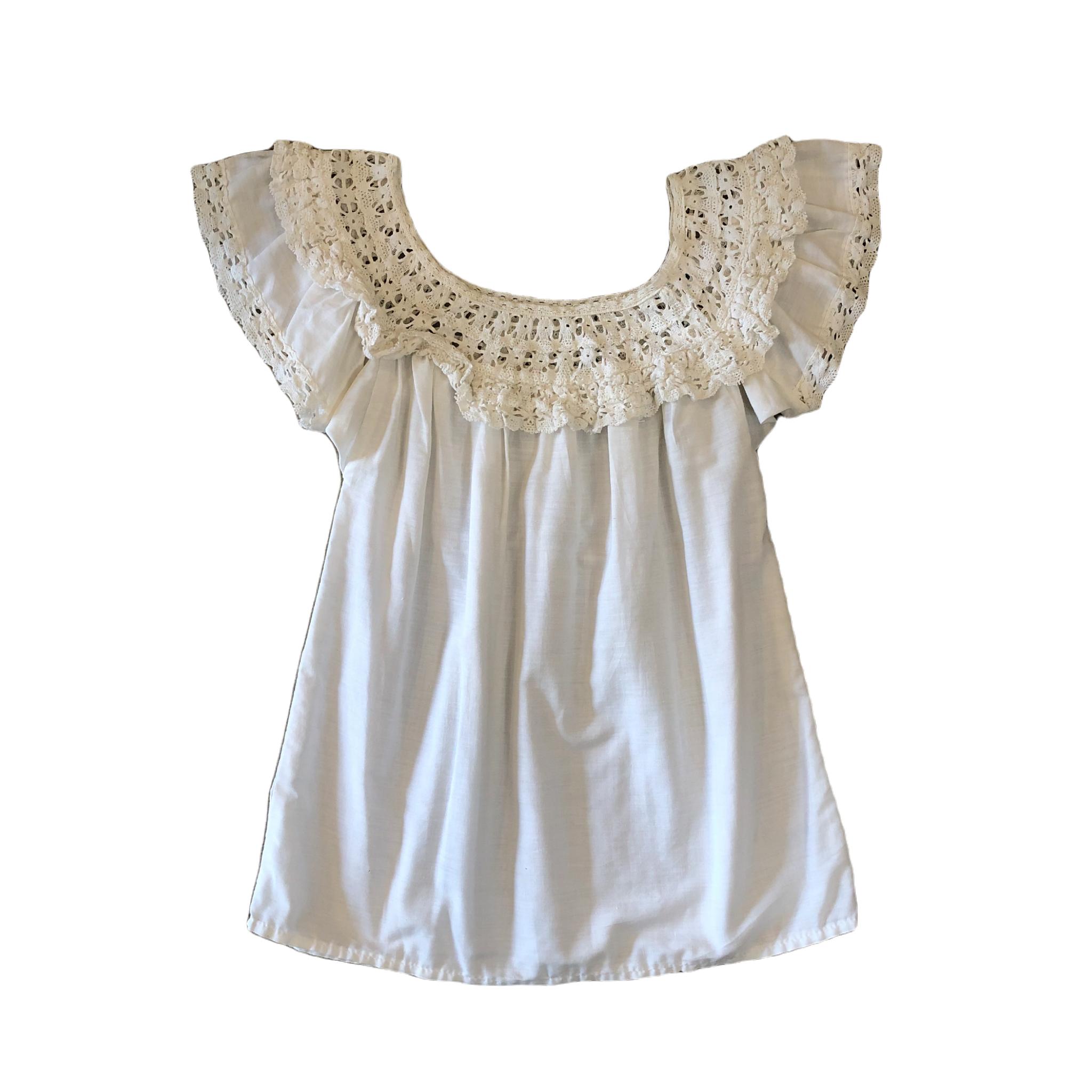 Lace Blouse ¥5,600+tax