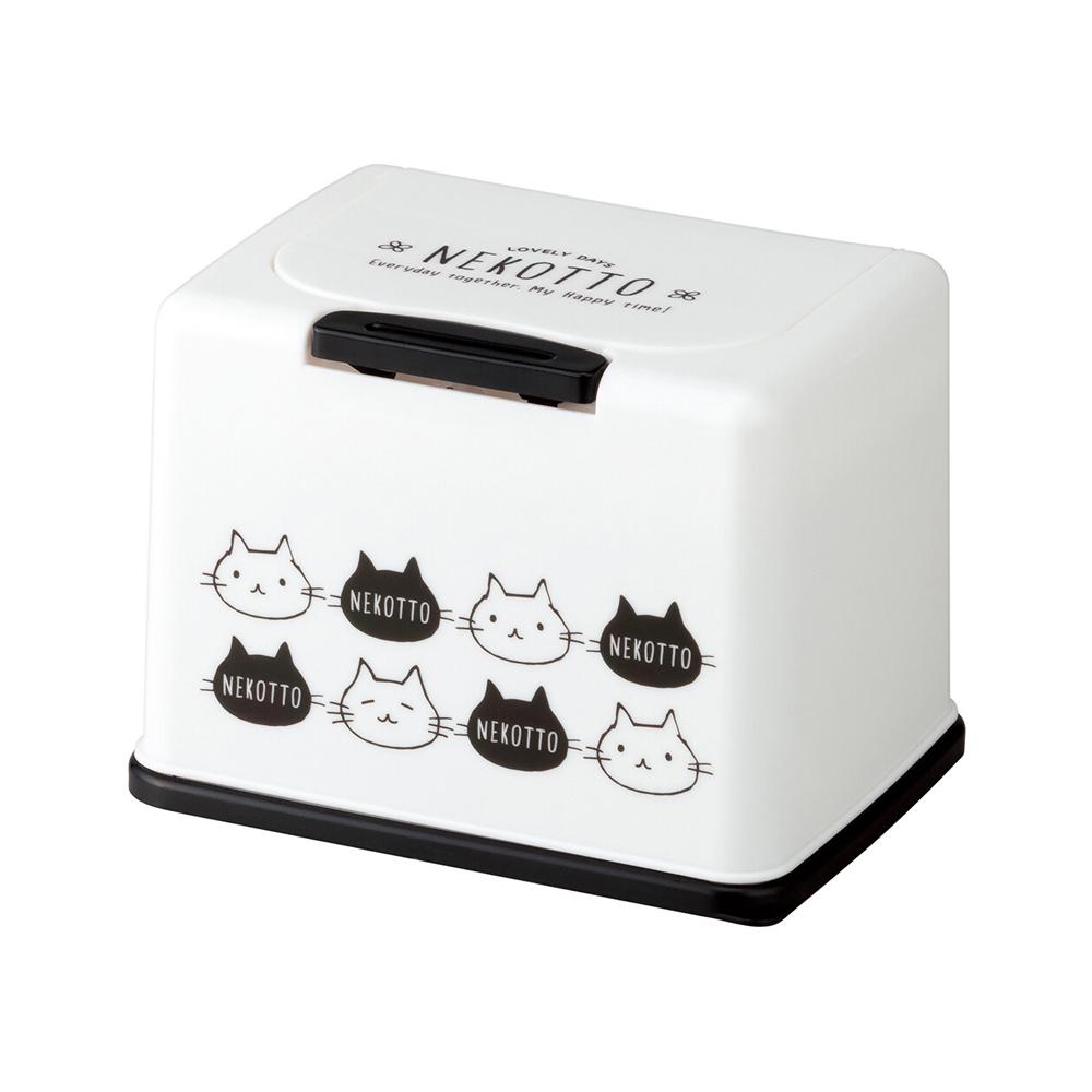 猫ポケットティッシュストッカー(ねこっと)