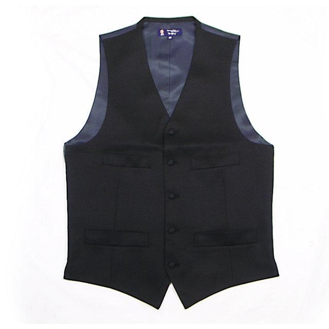 【OR GLORY オアグローリー】 60年代 スーツ ベスト モッズ ギャバジン (60′s Vest)