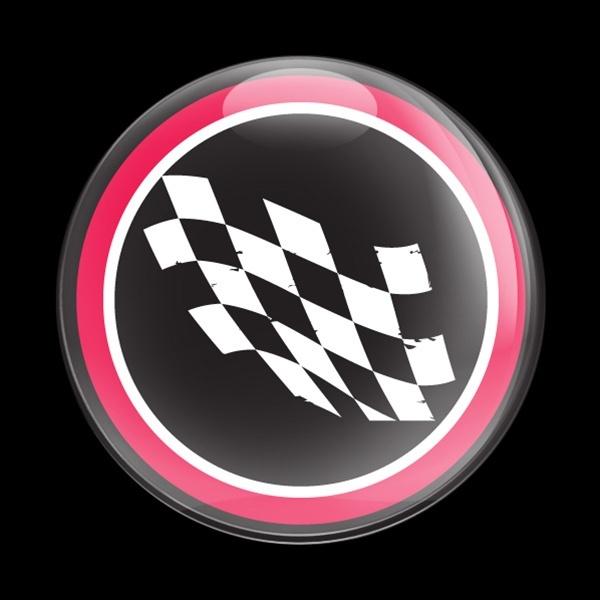 ゴーバッジ(ドーム)(CD0139 - FAST 09) - 画像1