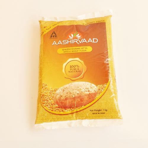 AASHIRVAD SHUDH CHAKKI ATTA1kg