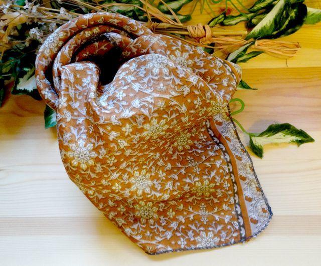 saris-014 シルクサリーショール