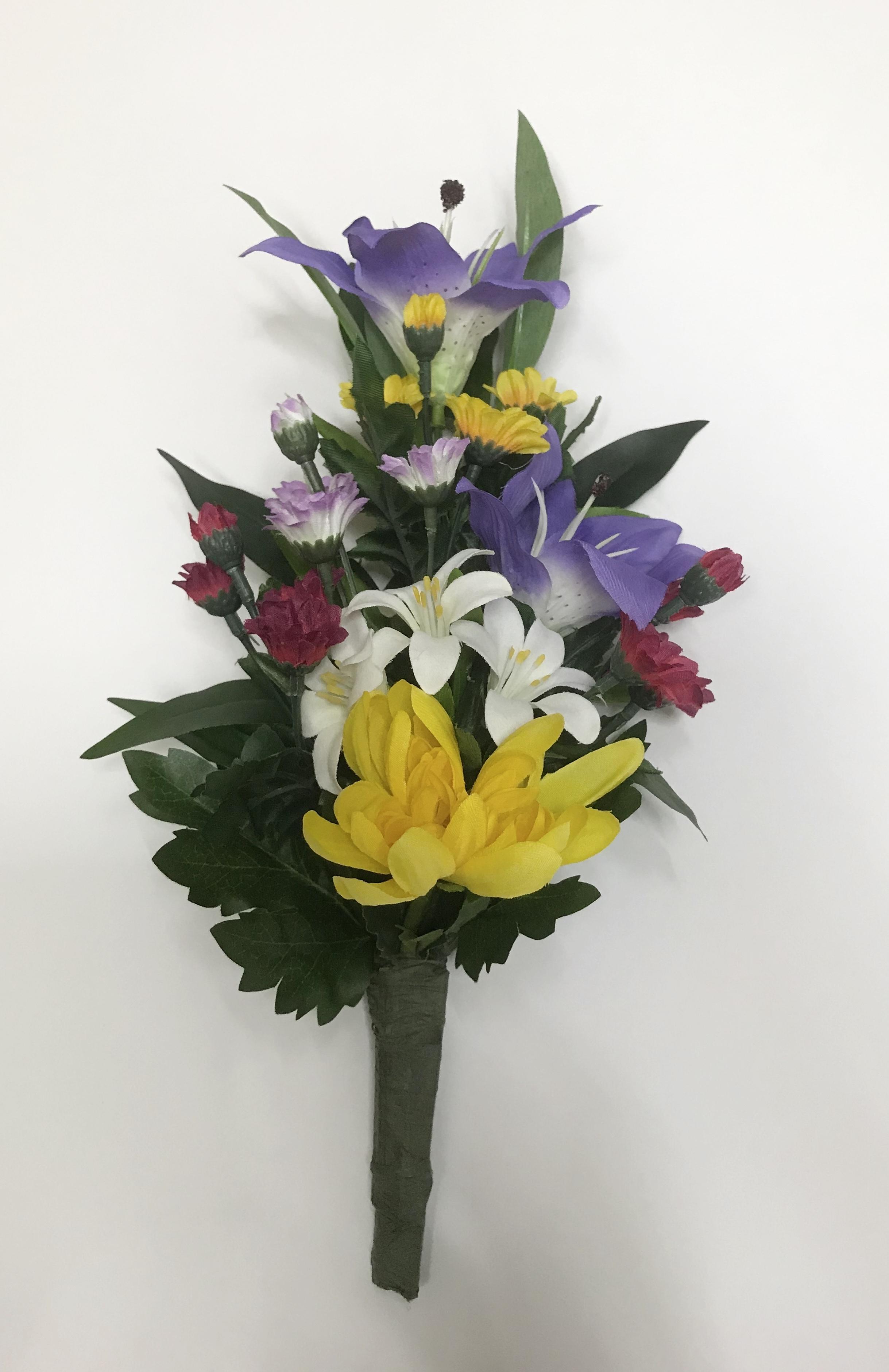 アーティフィシャルフラワー 仏花(ユリ)