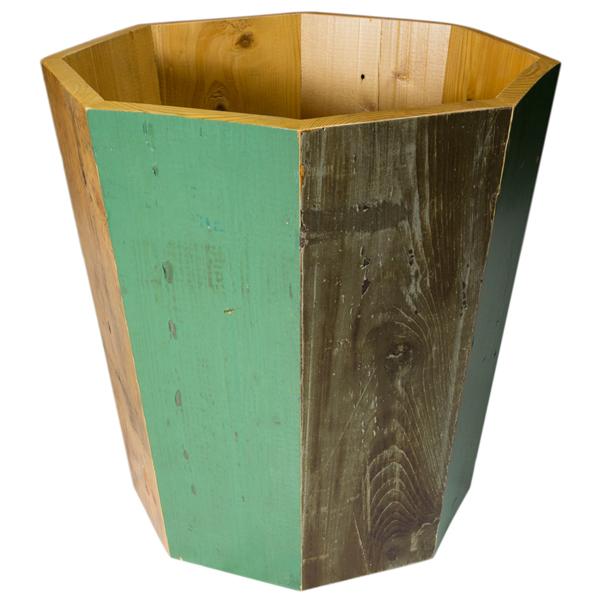 PIET HEIN EEK Scrapwood Trashcan