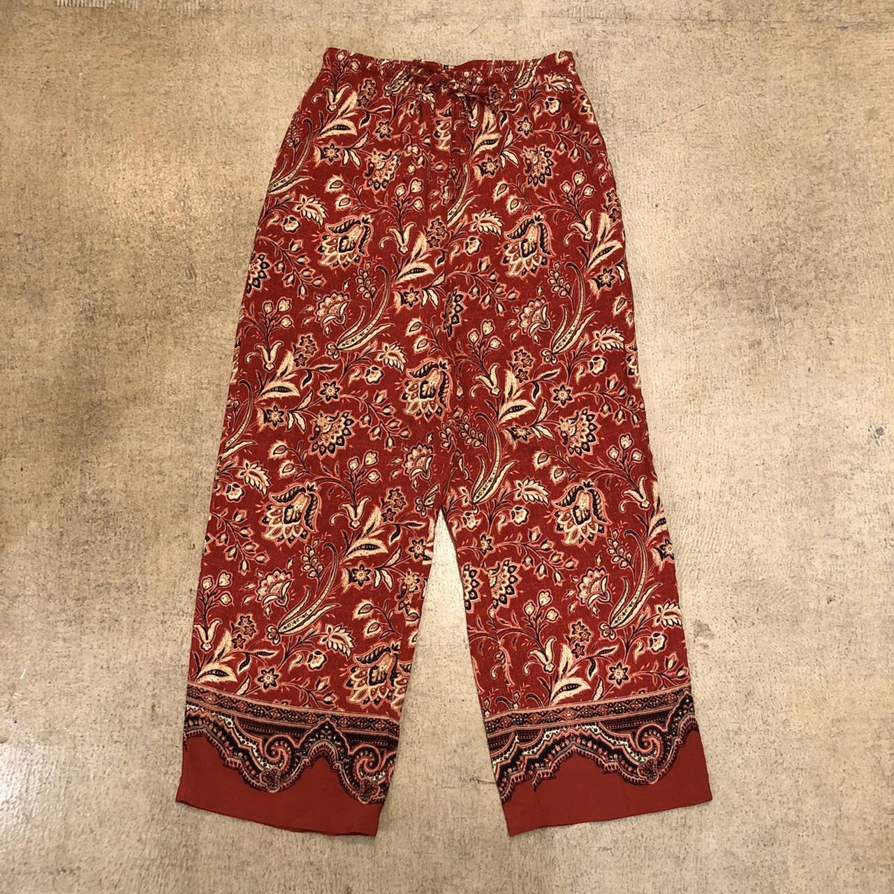 Rayon Easy Pants ¥5,600+tax