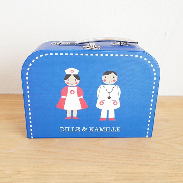 【オランダ】 Dille & Kamille (ディル&カミーユ) ドクターセット おもちゃ