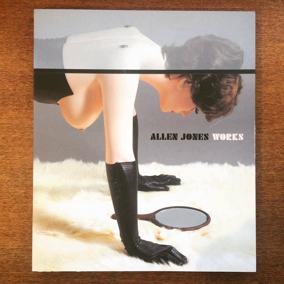 アレン・ジョーンズ作品集「Allen Jones Works」 - 画像1