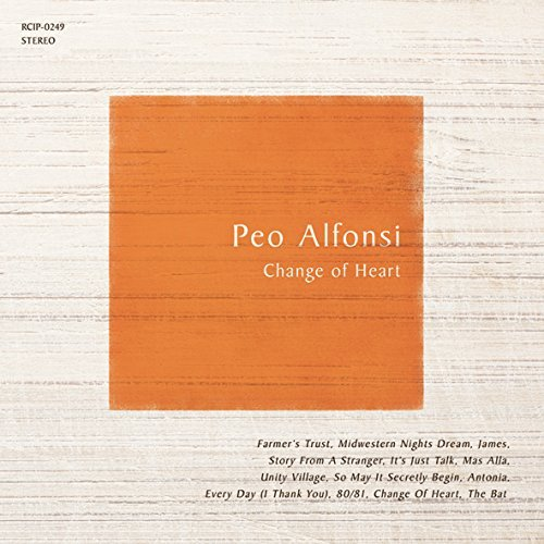Change Of Heart | Peo Alfonsi