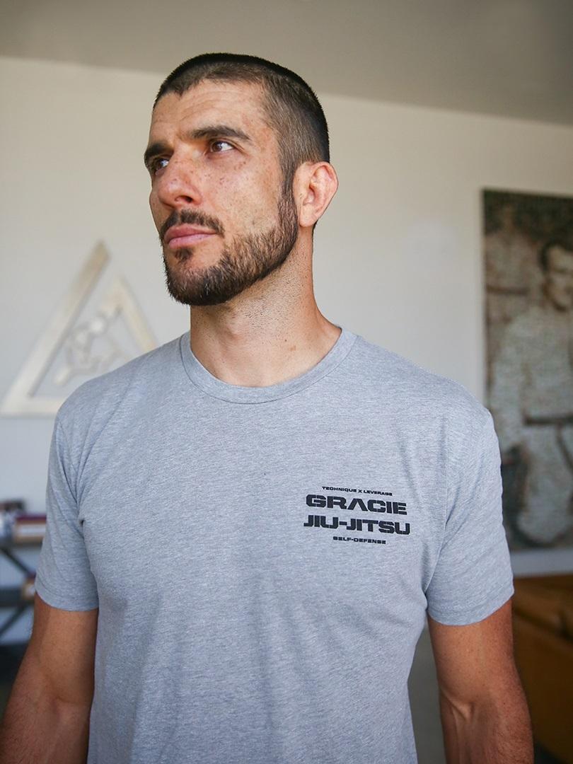 グレイシー柔術 Combat Tシャツ