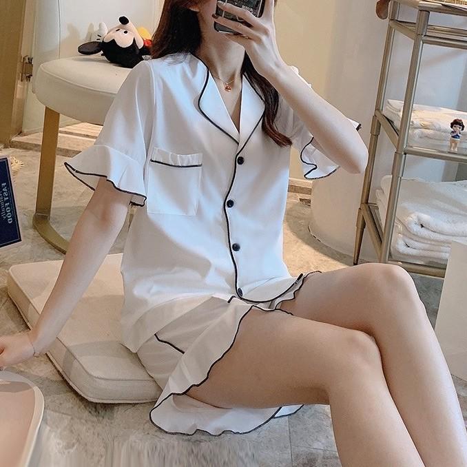 【パジャマ】キュートカジュアルシンプルファッションパジャマ31105831