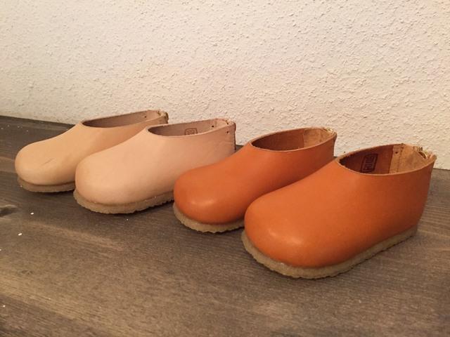 子供靴 ペーター バックファスナー