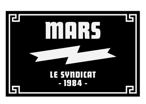 Le Syndicat - Mars  Tape - 画像1