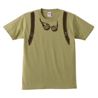 JETパック プリント T-shirt(ユニセックス)