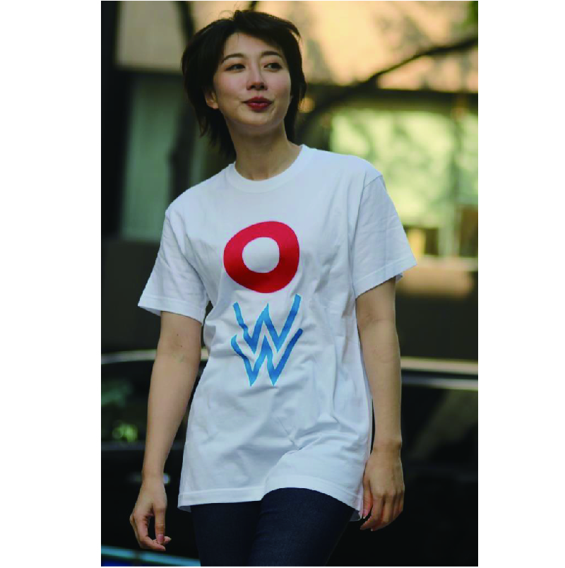 """Japan x Kanji""Tシャツ Sunrise 日の出  T1701"