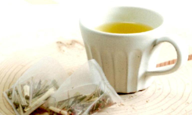 べに花ぽかぽか茶