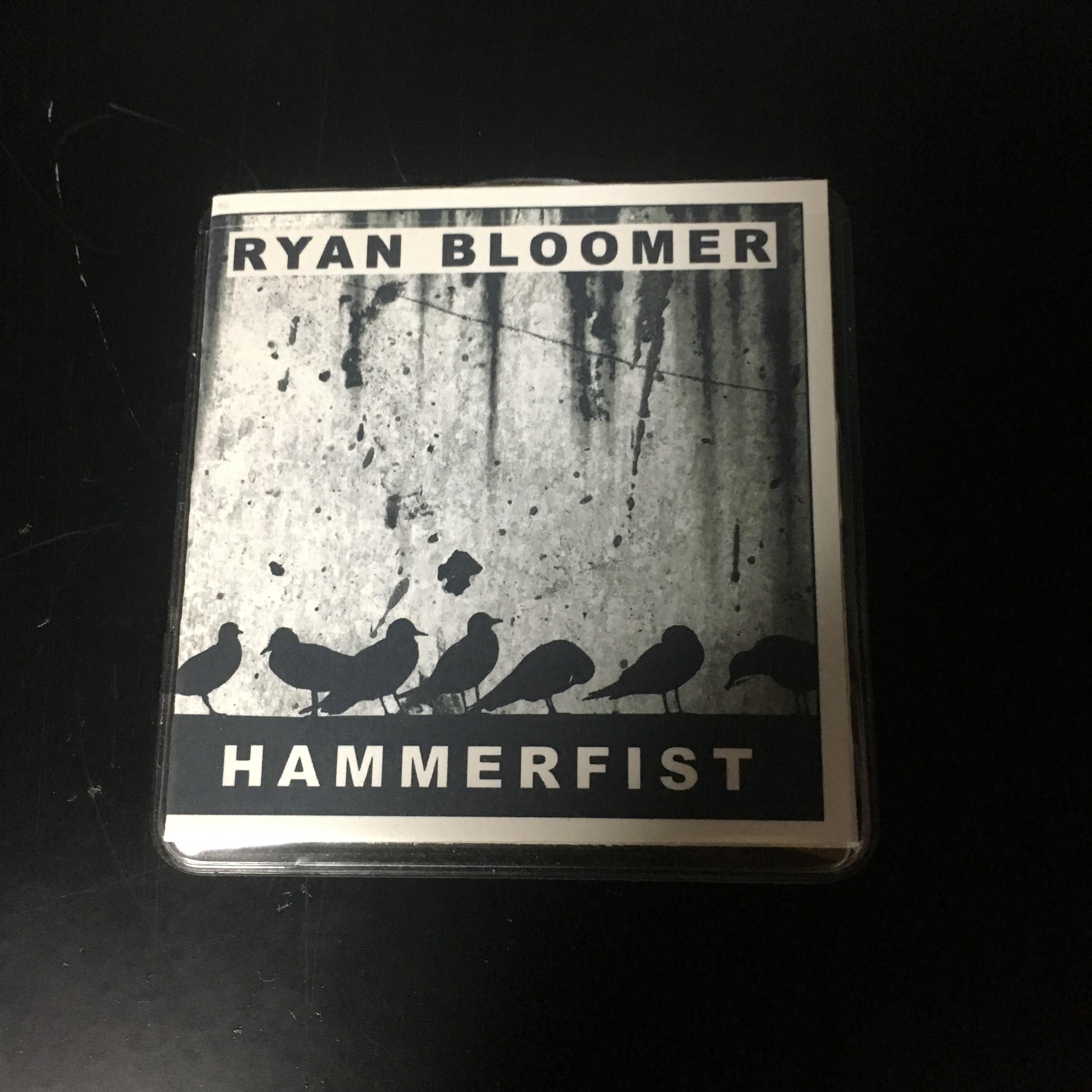 "Ryan Bloomer – Hammerfist(3""CDR)USED"