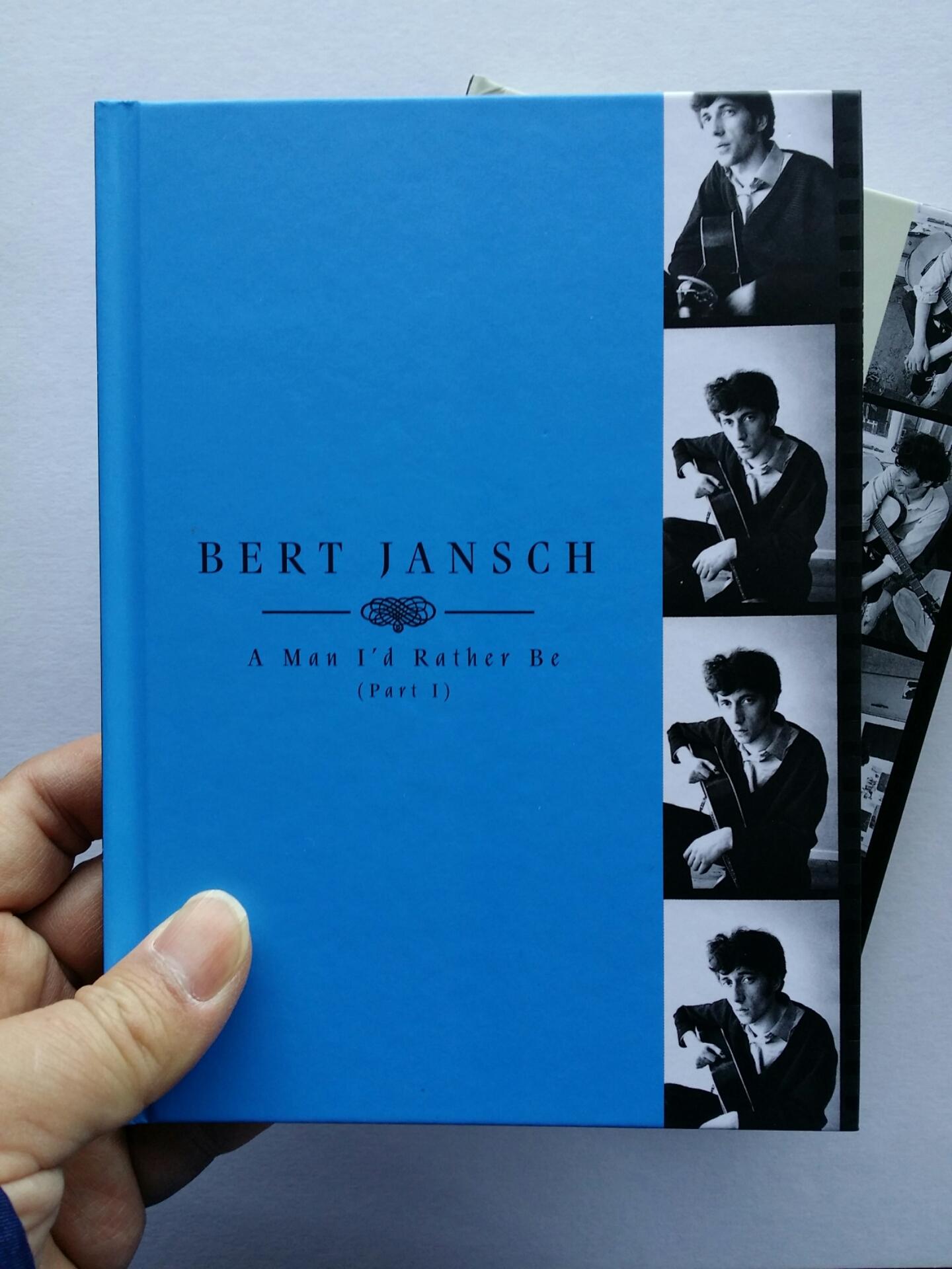 Bert Jansch『A Man I'd Rather Be(Part 1)』(Earth Recordings)