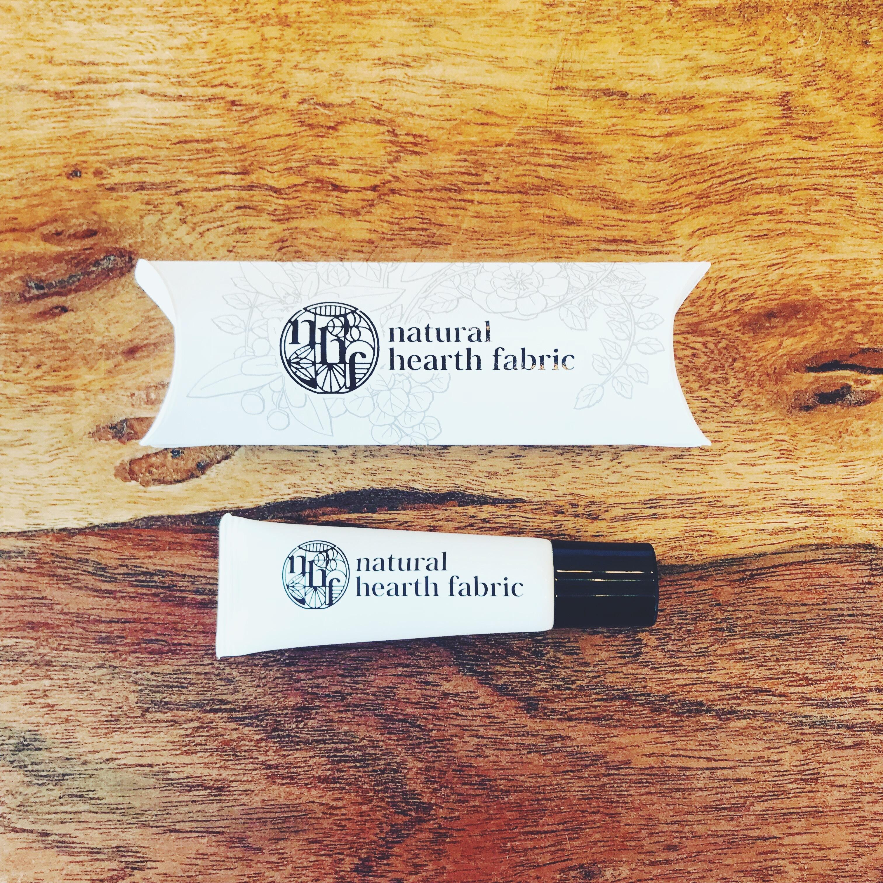【2本セット・お得】natural hearth fabricポイント保湿バーム