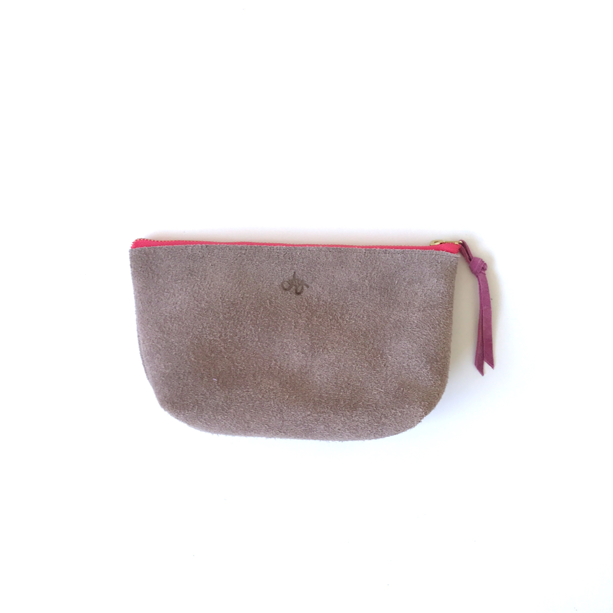pouch 20cm × 10cm マチ5cm
