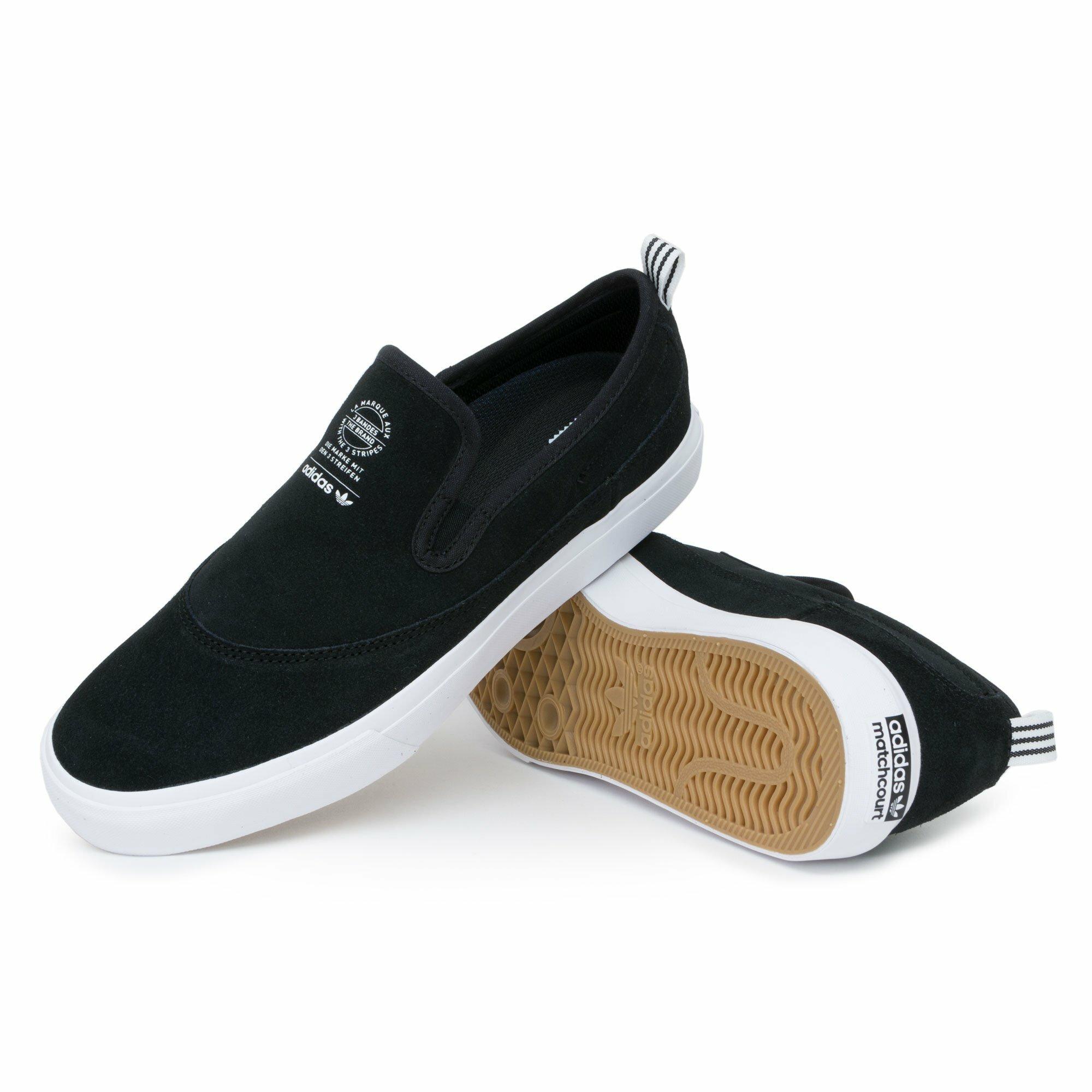 adidas Skateboarding / Matchcourt Slip