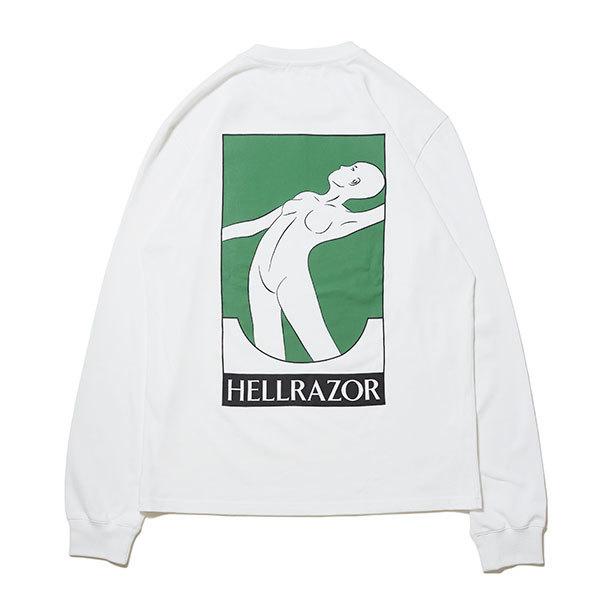 【HELLRAZOR】Hellrazor×Futur Disposal 01 L/S shirt