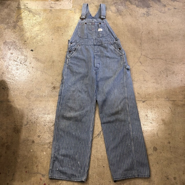 70's BIG MAC Hickory Overalls