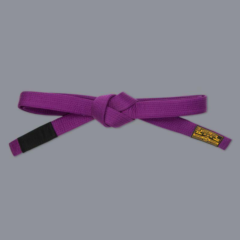 Scramble V3  柔術紫帯