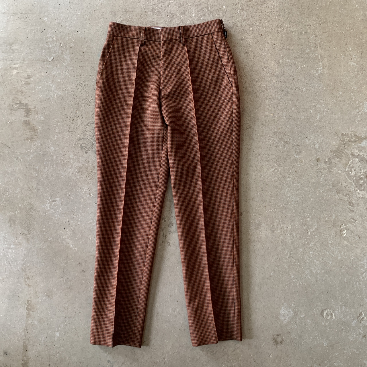 RAINMAKER - WIDE STRAIGHT TROUSERS