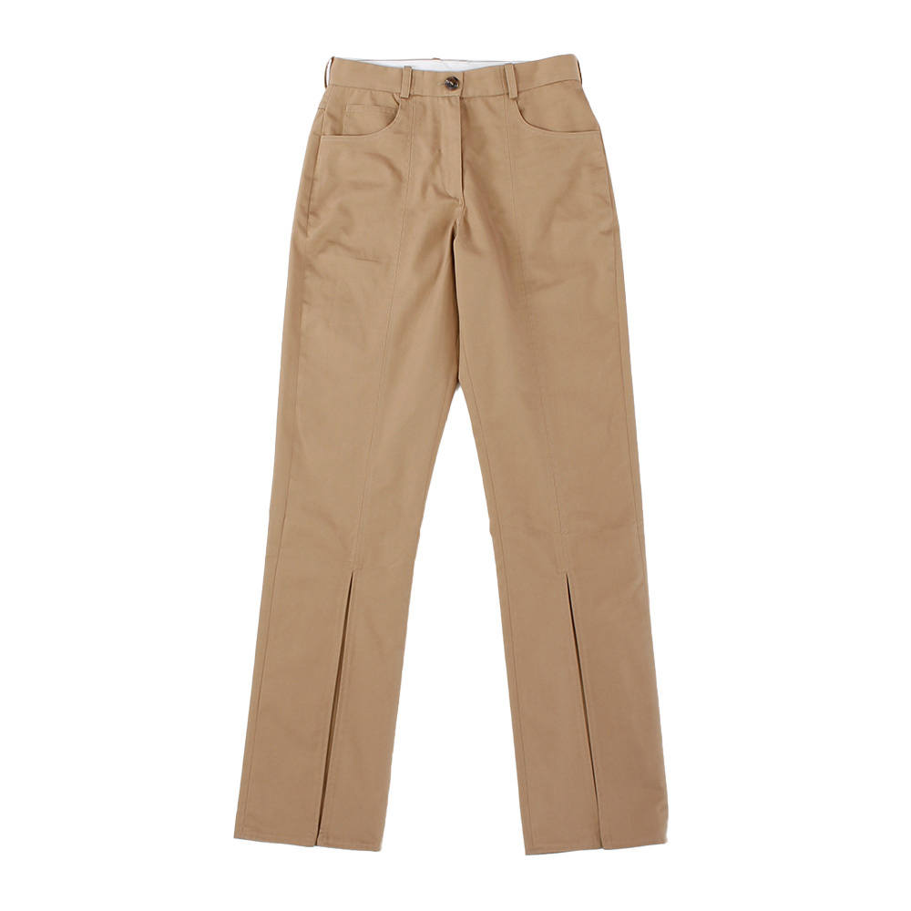 MARTINE ROSE Front Slit Trousers