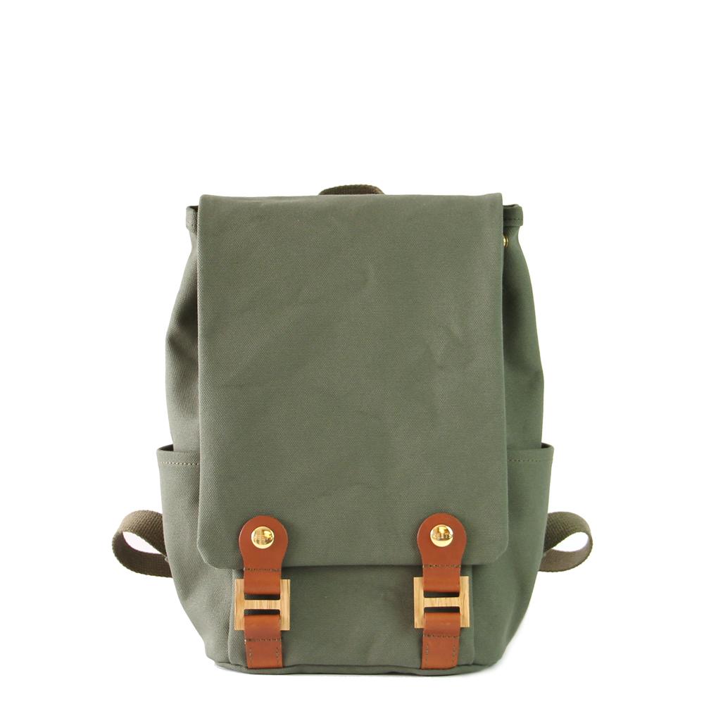 H.T Backpack S オリーブ