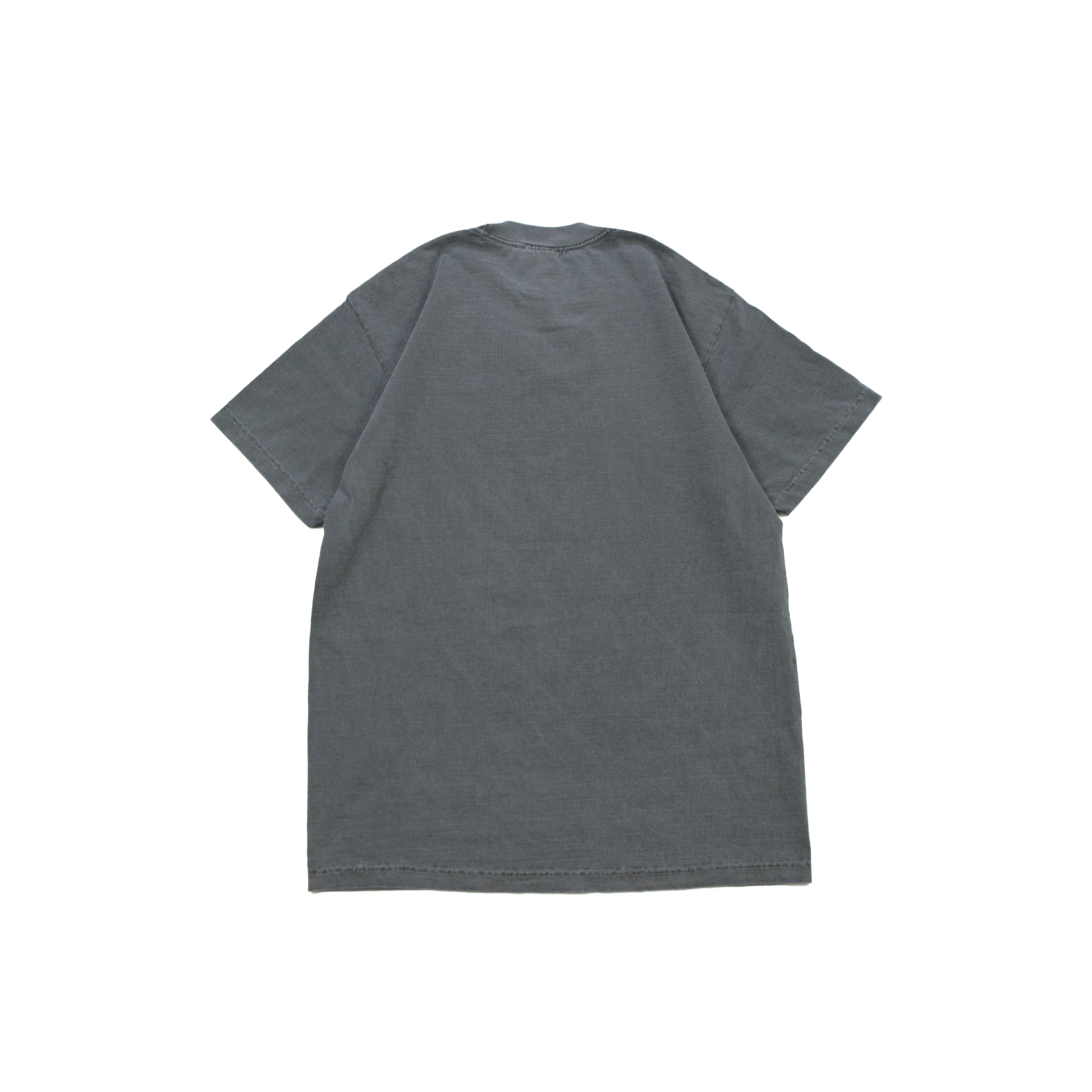 Euro Blazz Super Heavy Garment Dye TEE [Silver Gray]