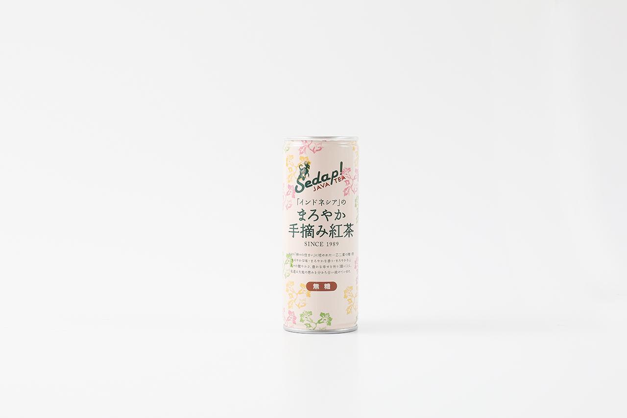 ジャワティーストレート1缶