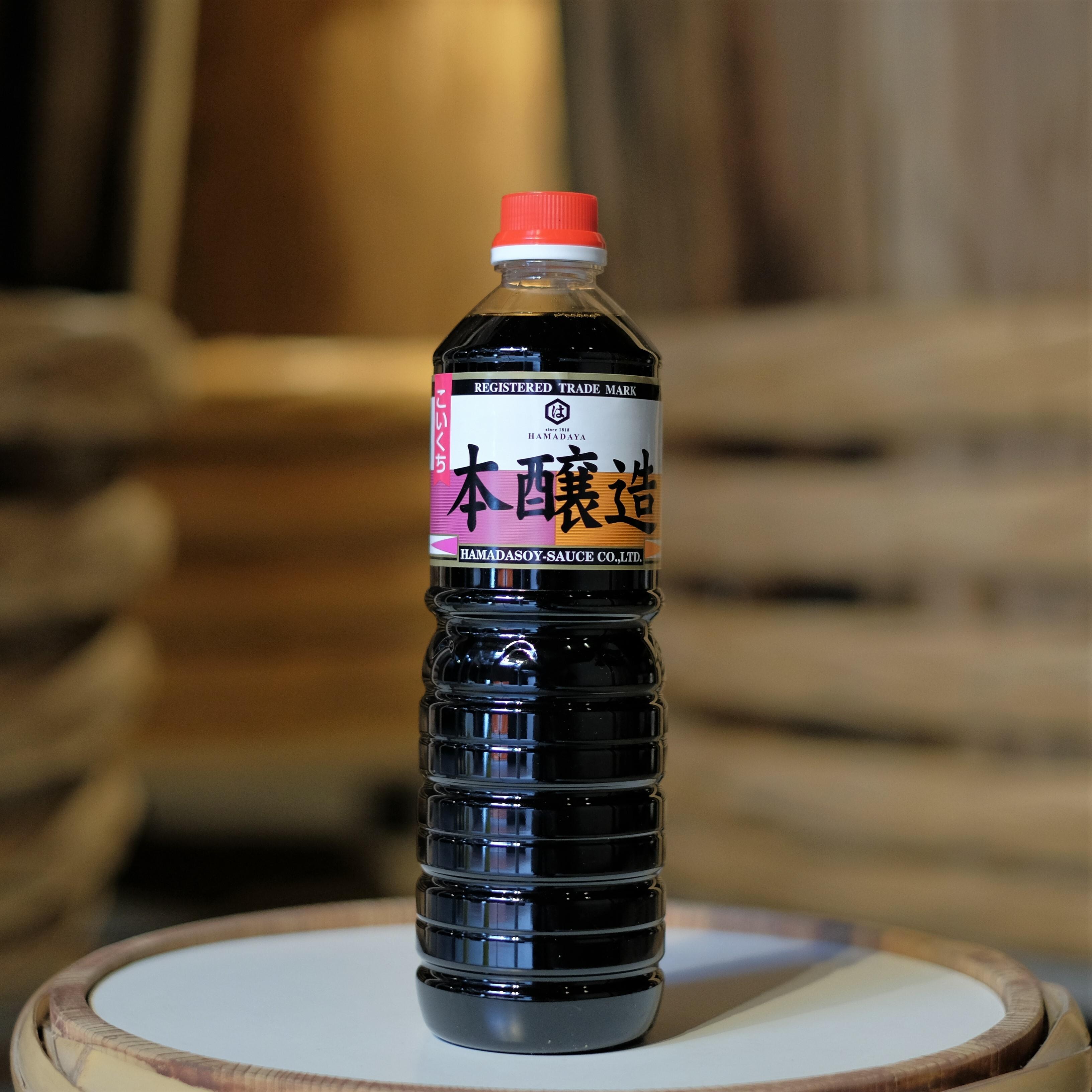 本醸造 濃口 1L