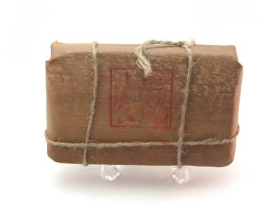 ドアンシリーズ 古樹プーアル熟茶 2008 磚茶 (300g)
