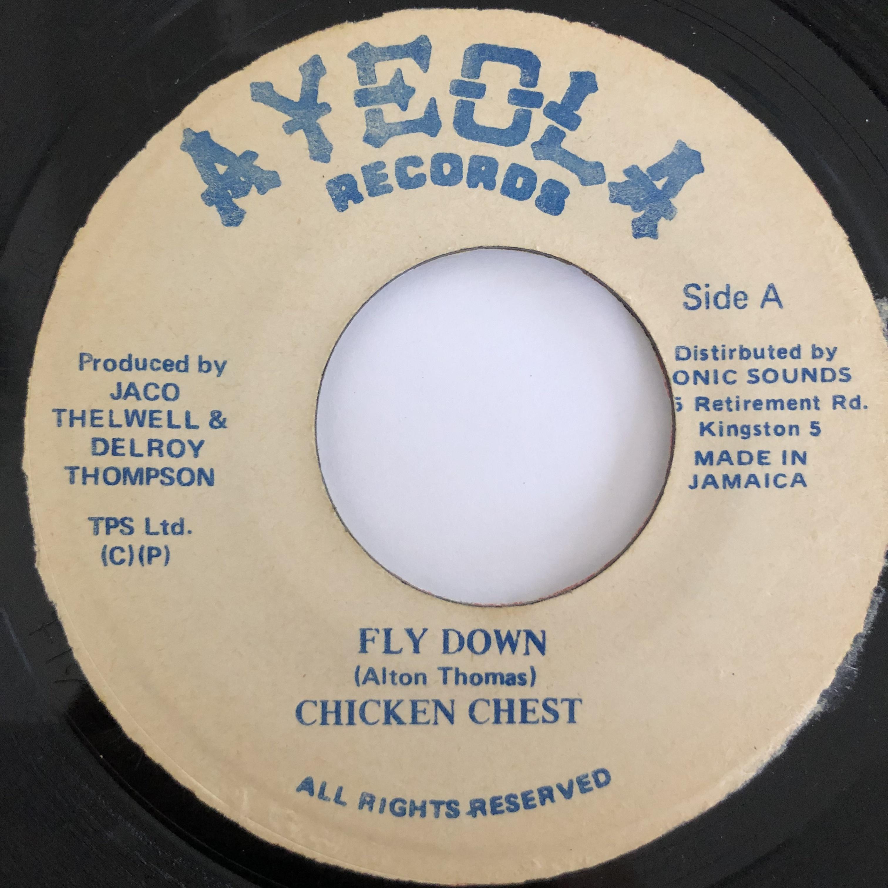 Chicken Chest(チキンチェスト) - Fly Down【7-20027】