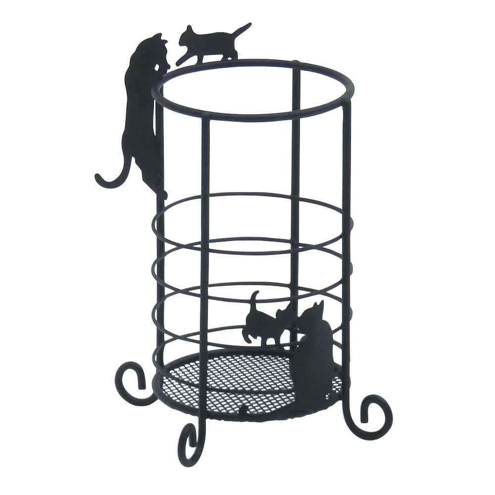 猫マルチスタンド(ネコブラック)L