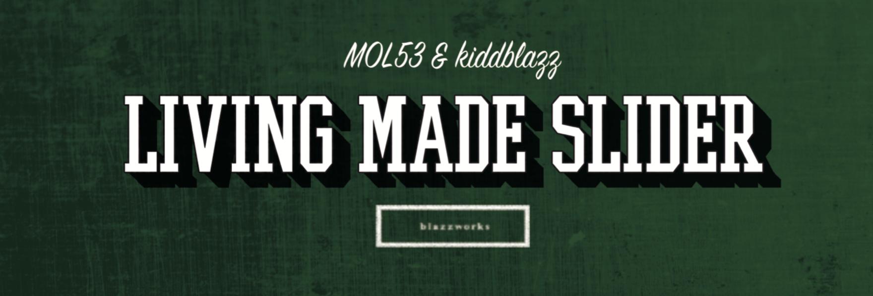 SIDE B / LIVING MADE SLIDER / EP (紙ジャケットCD)