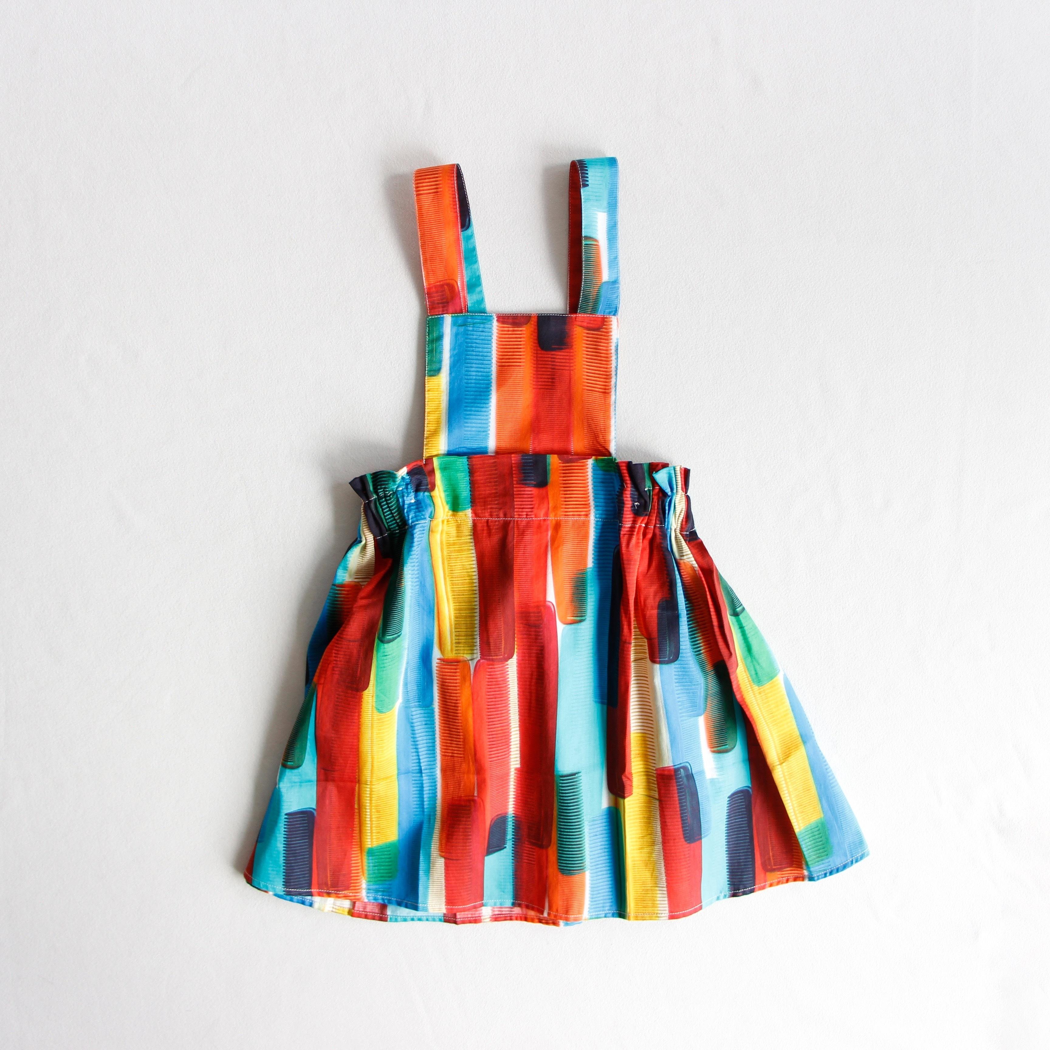 《WOLF & RITA 2020SS》 CARMEN Dress / HAIRDO