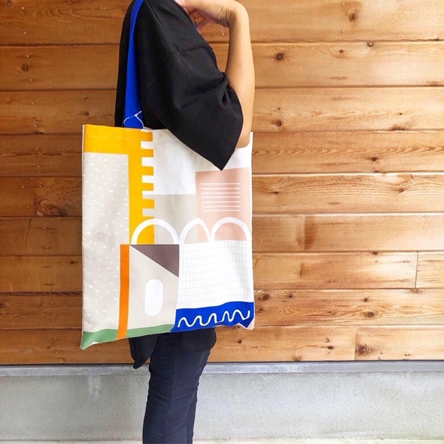 Tom pigeon for barbican  Tote Bag トートバッグ